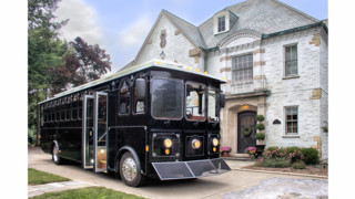 Specialty Vehicles Introduces New Limo Trolley