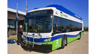 Kiel North America Light-Weight Seats and CNG-technology transform Transpo Bus Fleet