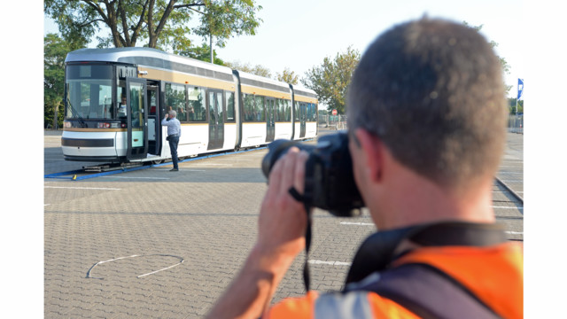 Getting Ready for InnoTrans 2014