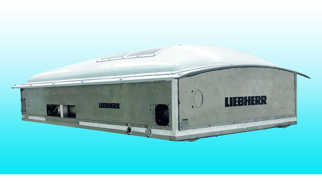 Liebherr to Supply Air Cycle Air Conditioning Systems for the 1st Series of Deutsche Bahn's ICE 3