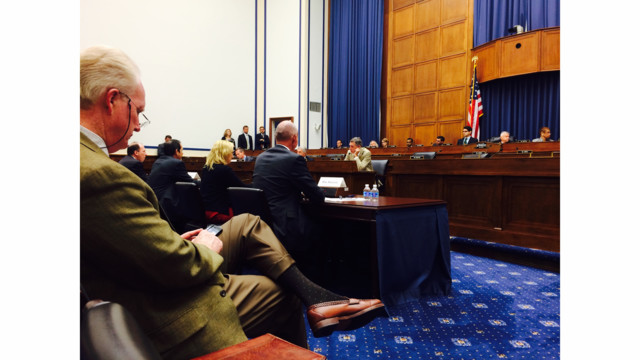 House Hearing on Streamlining Approvals