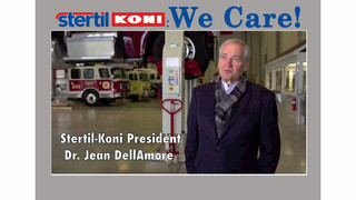 Stertil-Koni Launches New Customer-Focused Video Series 'We Care'