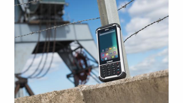 Nautiz X8 PDA