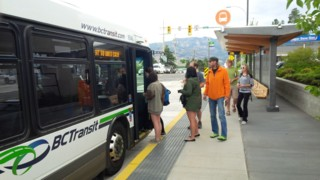 Init partners with BC Transit for Kelowna RapidBus Implementation