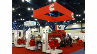 Cummins Showcases Extensive Engine Linup at APTA Expo