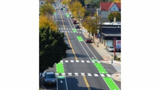 Color-Safe® Durable Pavement Markings
