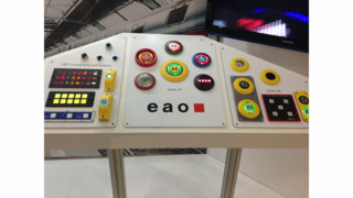 EAO Delivers Integrated HMI System Solutions