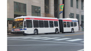 SEPTA Begins Operation of New Fleet of Hybrid/Electric Articulated Buses