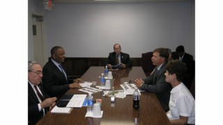 Anthony Foxx, G. K. Butterfield Visit IMPulse