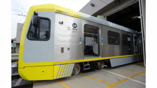 LA Metro Unveils New Rail Car
