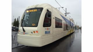 TriMet Unveils Siemens Redesigned S70