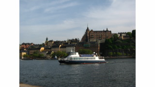Stockholm's Supercharged Electric Ferry Set to Make Waves
