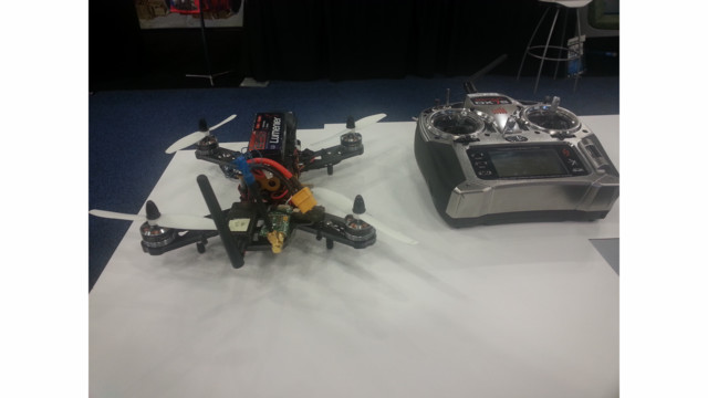 Accenture Shows Drone Potential at Expo
