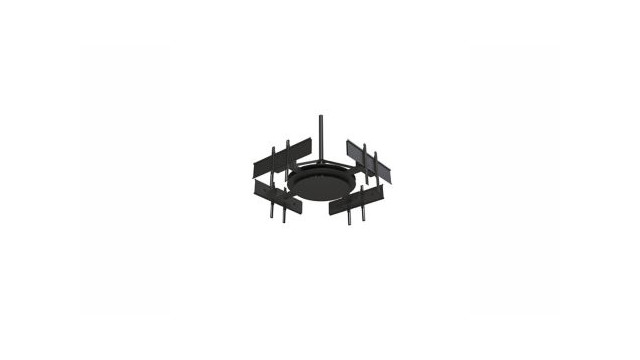 DST975-4 Multi Display Ceiling Mount