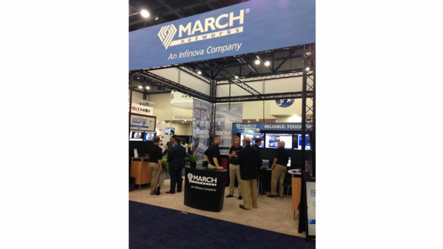 March Networks' RideSafe Lets Customers Upgrade to IP