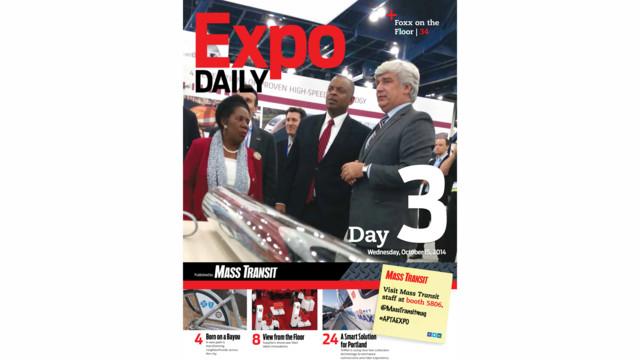 APTA Expo Showcases Latest Transit Innovations