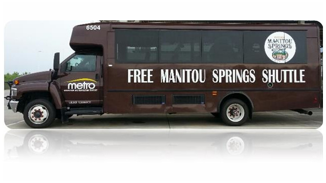 Ridership on Manitou Springs Shuttle Hit a Record