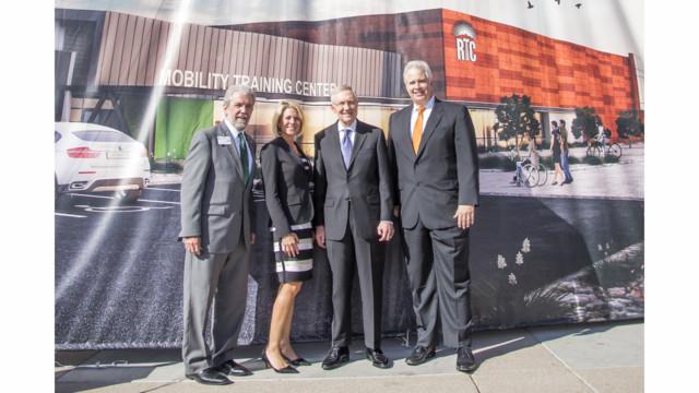 RTC Celebrates Groundbreaking for Mobility Training Center