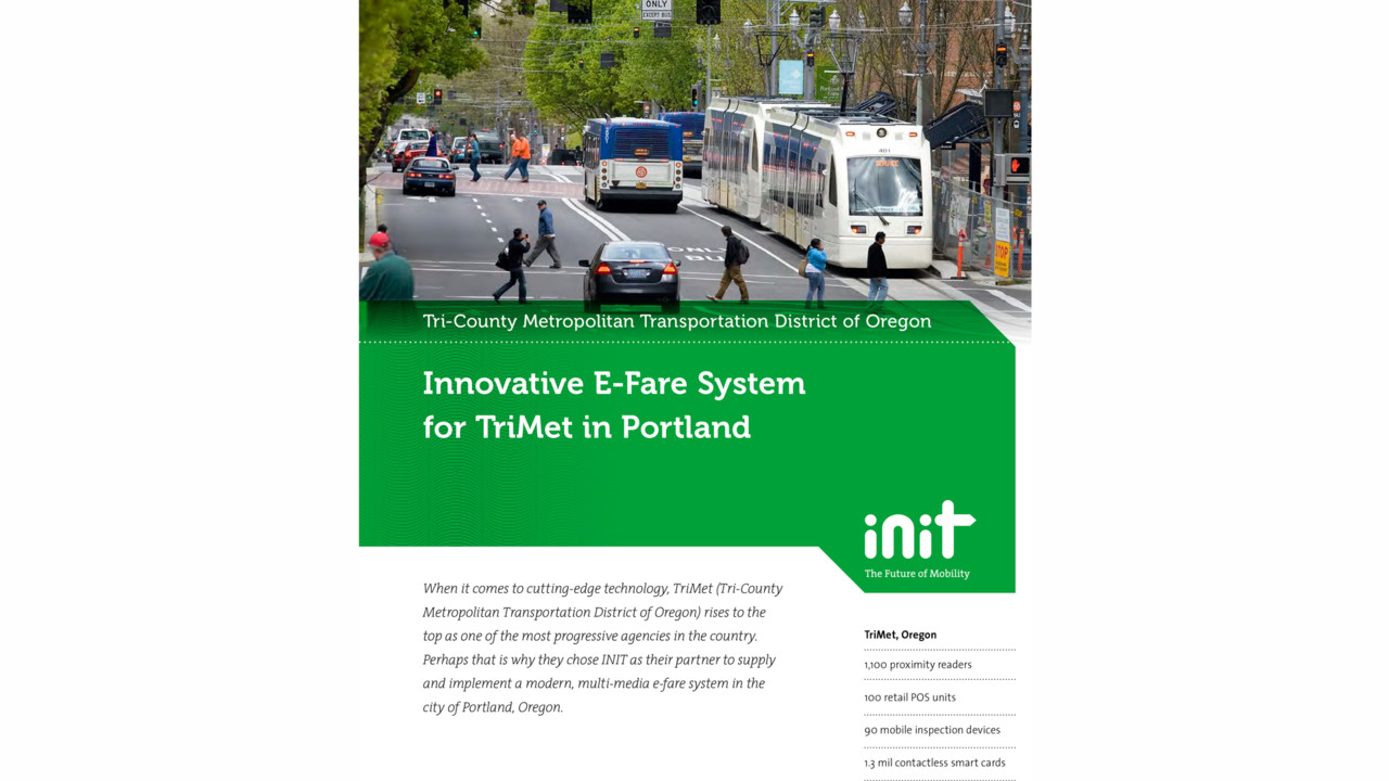 intelligent bus fare collection system