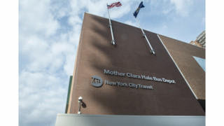 NY MTA Celebrates Re-opening of Mother Clara Hale Depot With Ribbon-Cutting