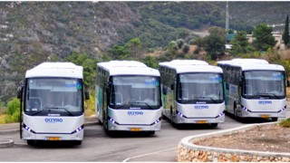 IVU Systems for 300 Buses at Sea of Galilee