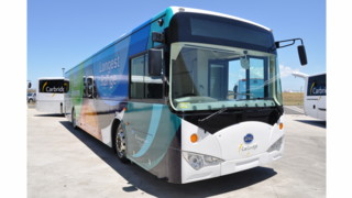 Sydney International Airport Tests the World's Longest Range Electric Bus