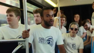 All About That Bus - UTC Mockingbirds