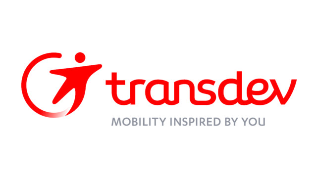 Transdev Logo with Baseline