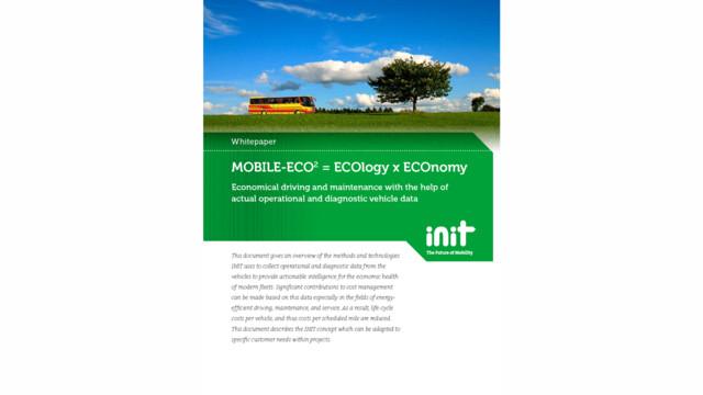 MOBILE-ECO2 = ECOlogy x ECOnomy