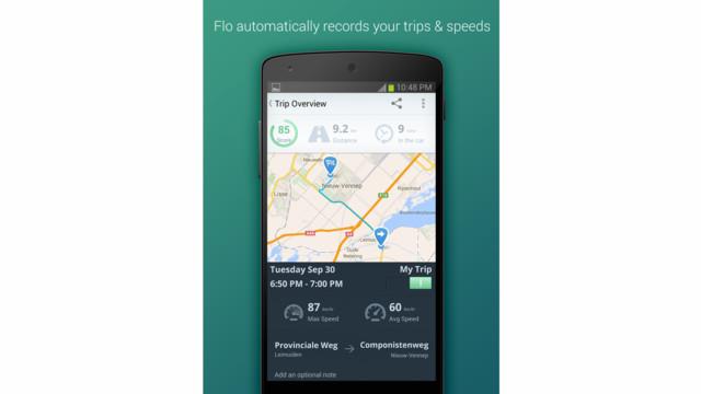 Decos Launches Driving App Flo