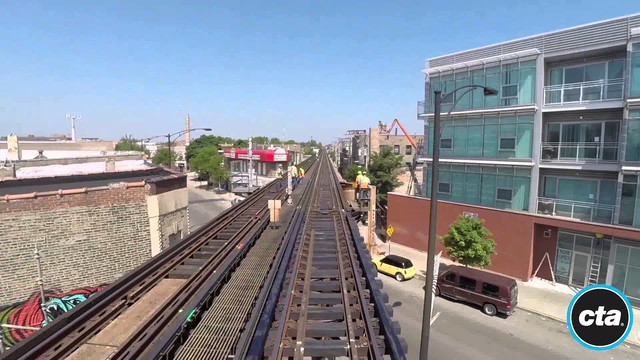 Ride the Rails: Blue Line to O'Hare