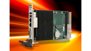 Enhanced Computing and Graphics in Low Power CompactPCI PlusIO SBC from Men Micro