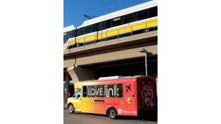 Traveling to and from Dallas Love Field Airport on the Love Link