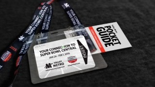 Valley Metro Super Bowl Commemorative Transit Pass Is Now on Sale