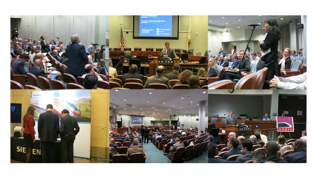 USHSR's High-Speed Rail Conference Draws Wide Ranging Interest