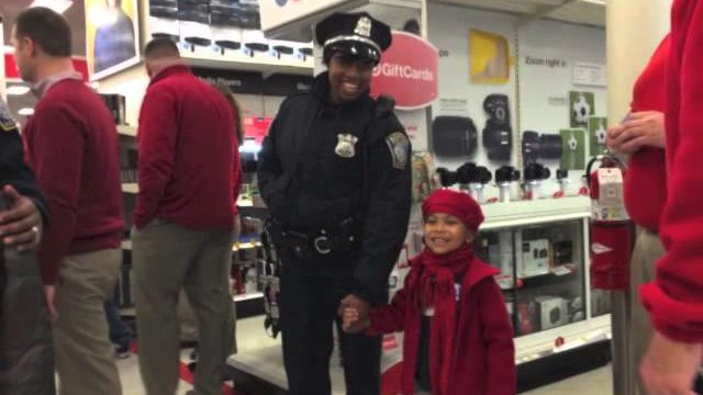 Shop with a Cop 2014