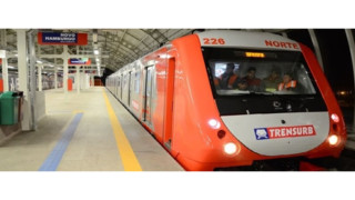 Alstom Delivers the Last Metro Train to Trensurb, in Porto Alegre