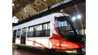 Ottawa Sees Mockup of Confederation Line Train