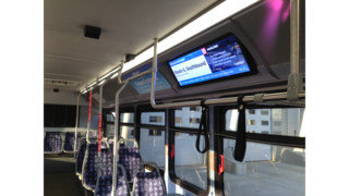 Create an Informational Ride with Digital Signage