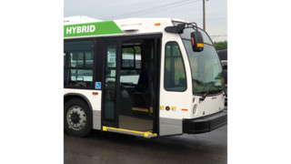 Quebec City Tests Hybrid Buses
