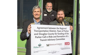 RTD partners with Parker and Douglas County to continue Call-n-Ride