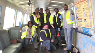 BART Video: Farewell Old Wool Seats