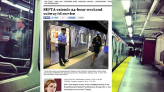 SEPTA 2014 Year in Review