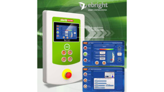 Stertil-Koni Introduces Full-Color Touch Screen Control Console for Wireless Mobile Column Lifts
