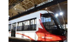 Ottawa Sees Mockup of Confederation Line Train