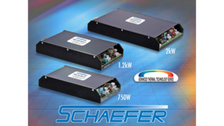 Low-Profile AC-DC Series for Harsh Environmental Conditions