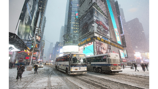 New York MTA Braces for Juno