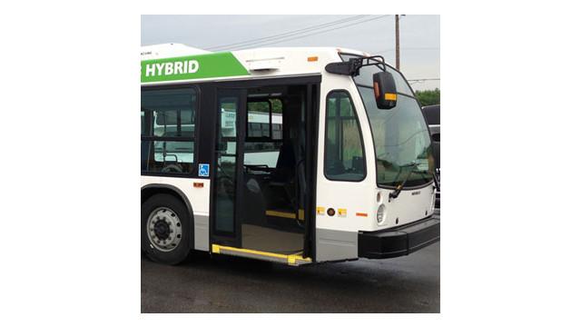 Quebec City Tests Hybrid Buses