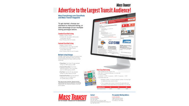 Mass Classifieds Sell Sheet 2015