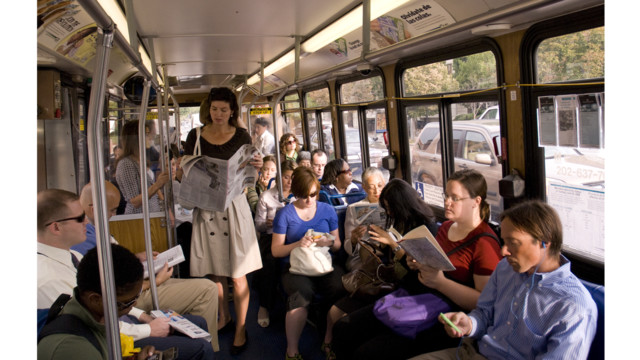 The Transit Commuter Benefit's Wild Roller Coaster Ride